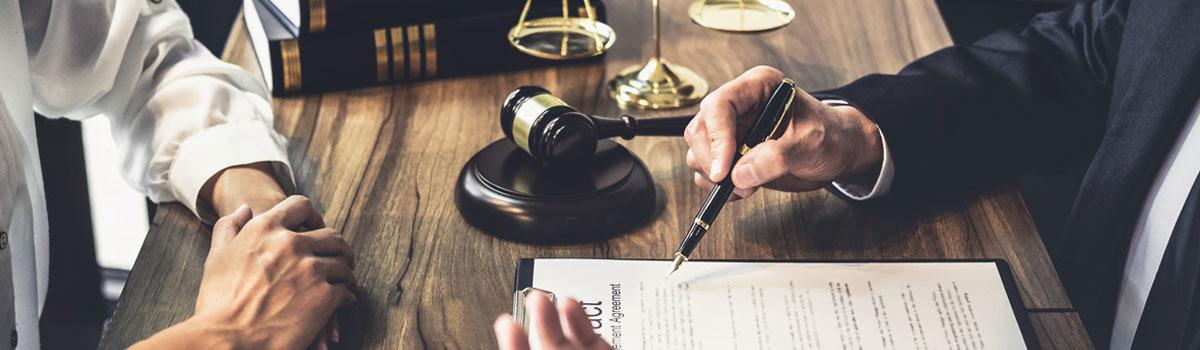 Rechtsanwalt für Geschäftspersonen