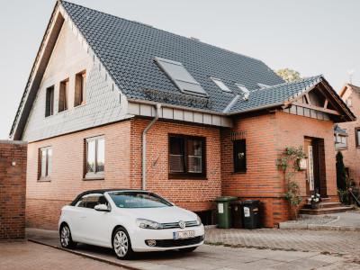 Referenzbild eines Einfamilienhauses im Raum Freiburg im Breisgau, das mit einem Verkehrswertgutachten bewertet und anschließend verkauft wurde