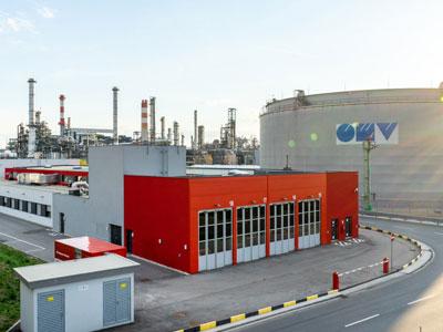 Referenzbild eines Industrieareals im Raum Freiburg im Breisgau, das mit einem Verkehrswertgutachten bewertet wurde