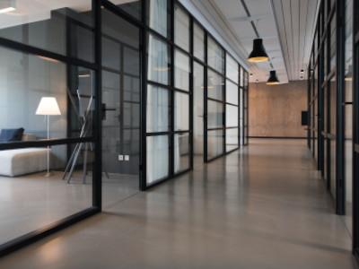 Referenzbild einer Bürofläche in Freiburg im Breisgau, die mit einem Mietwertgutachten bewertet wurde