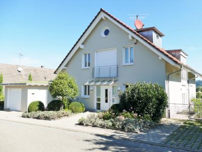Referenzbild eines verkauften Einfamilienhauses in Top Lage in Freiburg im Breisgau