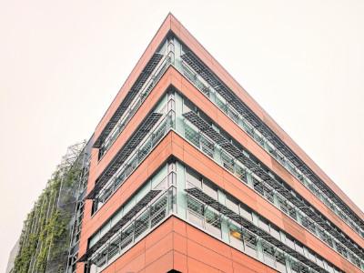 Referenzbild eines Geschäftshauses in Freiburg im Breisgau, das mit einem Verkehrswertgutachten bewertet wurde