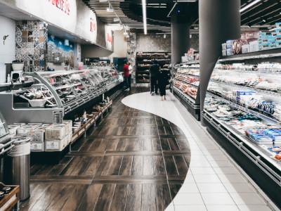 Referenzbild eines Verbrauchermarktes, welcher im Großraum Deutschland im Portfolio bewertet wurde