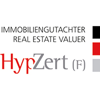 Siegel für Immobiliengutachter HypZert